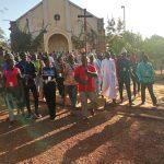 175 fidèles à Kita à pied pour le Pèlerinage Catholique 2020: ''Avec Marie, tous debout pour un Mali réconcilié !''