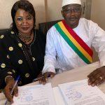 Développement de Sokorodji-Dianeguela: Amal Humanity et le maire Haïdara signent un partenariat